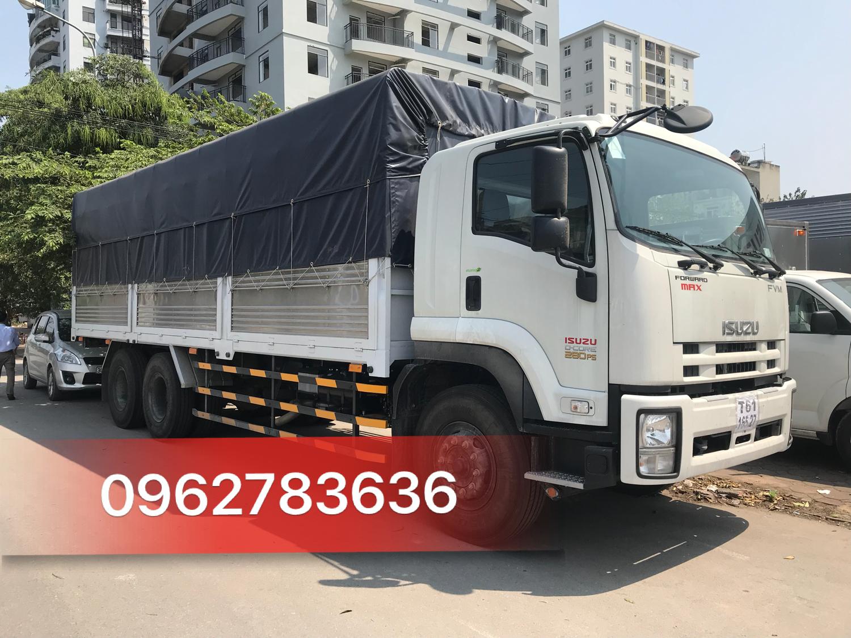 Xe tải 15 tấn FVM34TE4