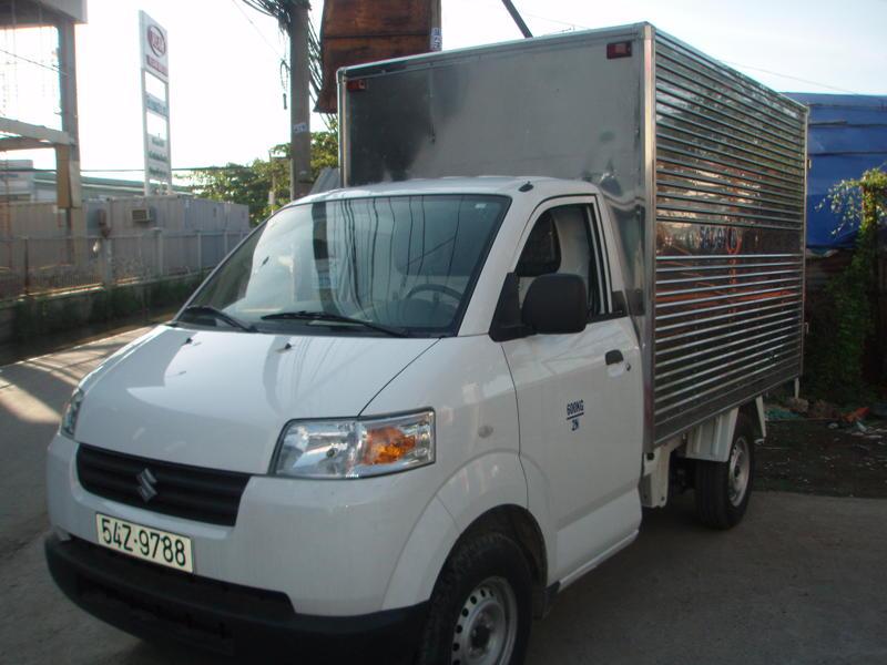 SUZUKI SUPER CARRY PRO 705 KG