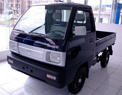 SUZUKI SUPER CARRY TRUCK 645 KG