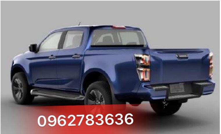 Xe bán tải Isuzu D-max 2021
